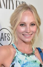CANDICE ACCOLA at Vanity Fair and Chrysler Celebration of Richard Linklater and Boyhood in Los Angeles