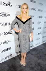 CANDICE ACCOLA at Vanity Fair and L'Oreal Paris D.J. Night Benefit in Los Angeles