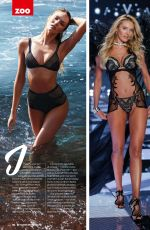 CANDICE SWANEPOEL in Zoo Weekly Magazine