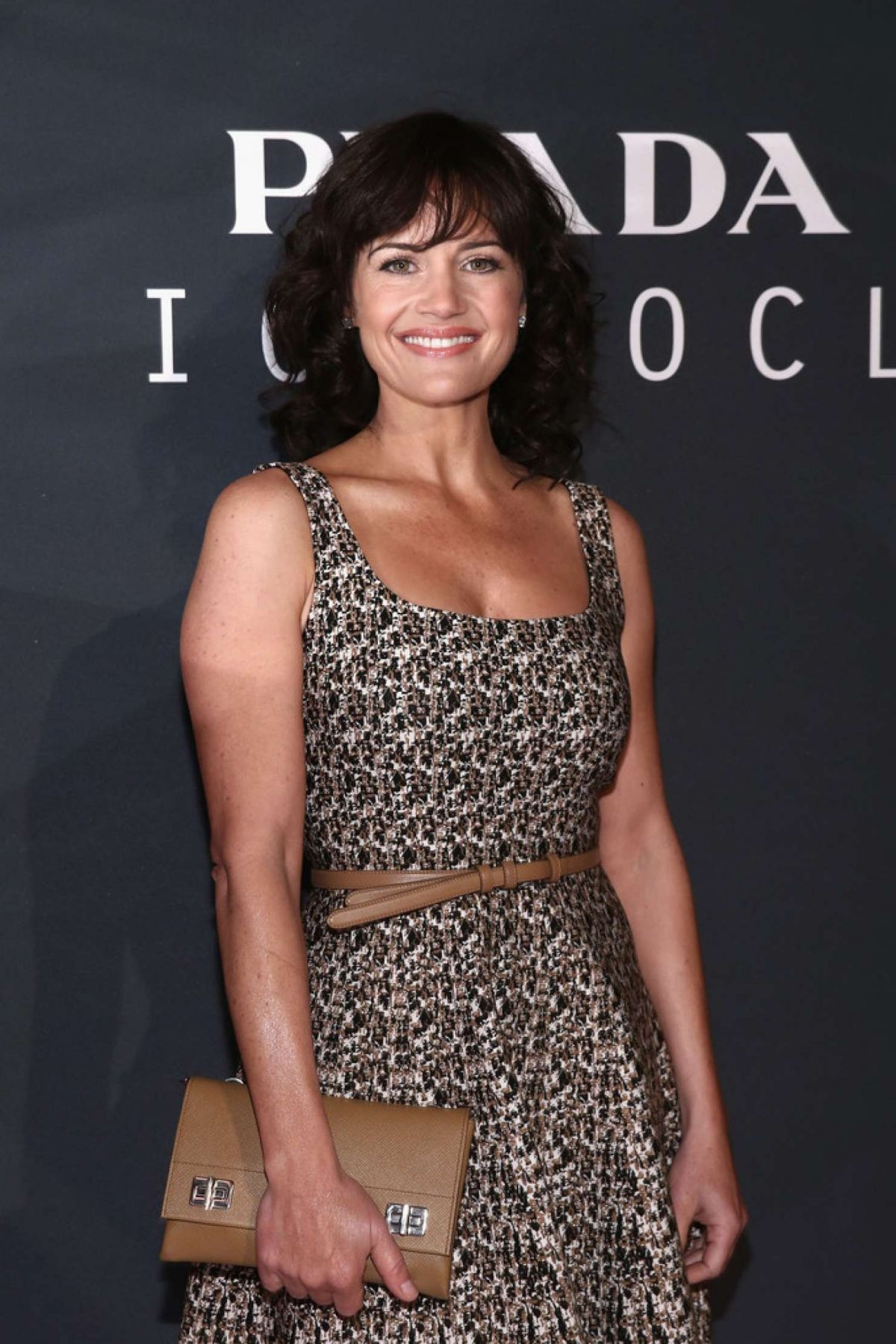 CARLA GUGINO at Prada Presents The Iconoclasts in New York