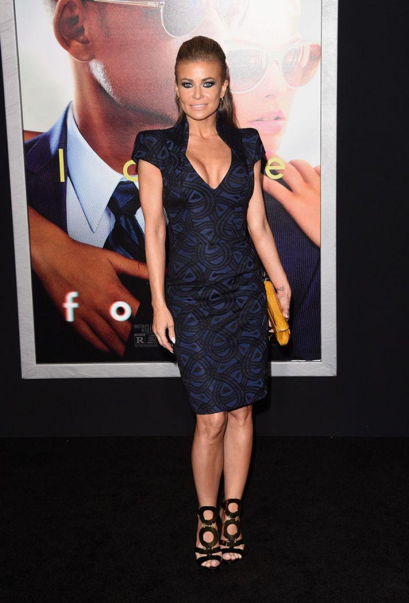 CARMEN ELECTRA at Focus Premiere in Los Angeles