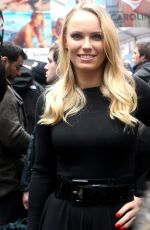 CAROLINE WOZNIACKI at Swim City Launch Festival in New York