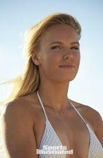 CAROLINE WOZNIACKI in Sports Illustrated Swimsuit 2015 Issue