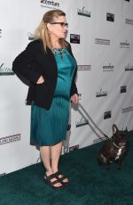 CARRIE FISHER at US-Ireland Alliance 10th Annual Oscar Wilde Awards
