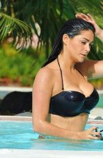 CASEY BATCHELOR in Bikini at Holiday in Tenerife