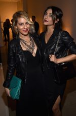 CASSIE SCERBO at Smashbox Studios Grand Re-opening Party in Culver City