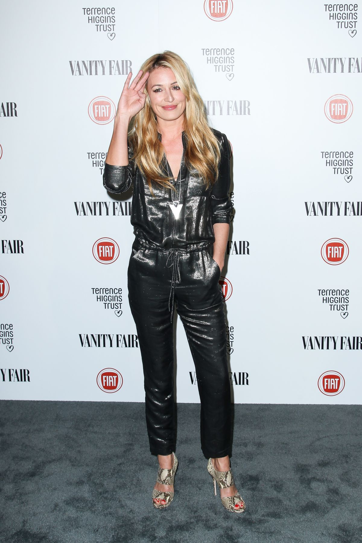 CAT DEELEY at Vanity Fair and Fiat Celebration of Young Hollywood in Los Angeles