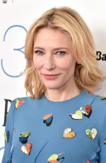 CATE BLANCHETT at 2015 Film Independent Spirit Awards in Santa Monica