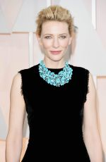CATE BLANVHETT at 87th Annual Academy Awards at the Dolby Theatre in Hollywood