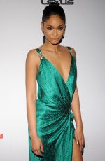 CHANEL IMAN at 2015 Sports Illustrated Swimsuit Issue Celebration in New York