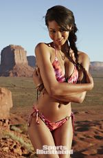 CHANEL IMAN in Sports Illustrated Swimsuit 2015 Issue