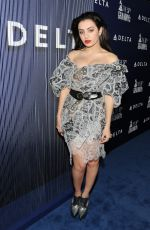 CHARLI XCX at Delta Air Lines Grammy Kick-off Party in West Hollywood