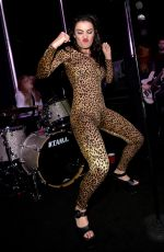 CHARLI XCX at Warner Music Group Grammy After Party in Los Angeles