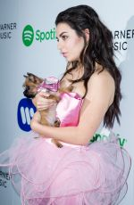 CHARLI XCX at Warner Music Group Grammy Celebration in Los Angeles
