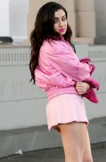 CHARLI XCX on the Set of Her New Music Video