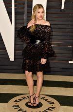 CHLOE MORETZ at Vanity Fair Oscar Party in Hollywood