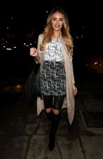 CHLOE SIMS Night Out in London 0302