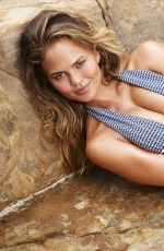 CHRISSY TEIGEN in Sports Illustrated Swimsuit 2015 Issue