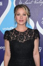 CHRISTINA APPLEGATE at 2nd Annual unite4:humanity in Los Angeles