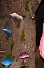 CHRISTINA HENDRICKS at Hhonor Fashion Show in New York