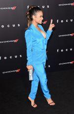CHRISTINA MILIAN at Focus Premiere in Los Angeles