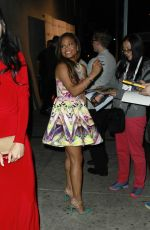 CHRISTINA MILIAN Leaves Argyle in Hollywood