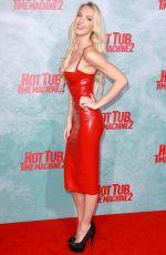 CHRISTINE BENTLY at Hot Tub Time Machine 2 Premiere inWestwood