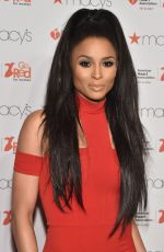 CIARA at Go Red for Women Ded Dress Collection 2015 in New York