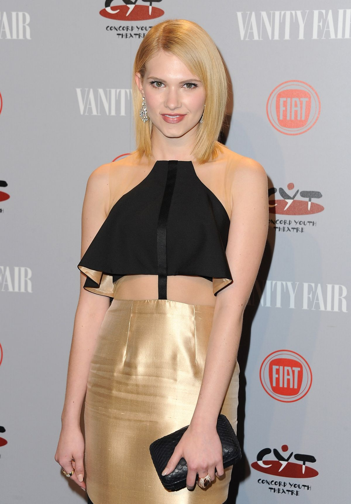 CLAUDIA LEE at Vanity Fair and Fiat Celebrate Young Hollywood