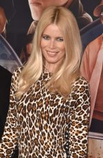 CLAUDIA SCHIFFER at Kingsman: The Secret Service Premiere in New York