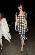 DAISY LOWE Arrives at World