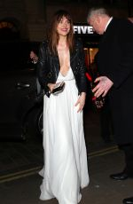 DAKOTA JOHNSON at Fifty Shades of Grey Premiere After-party in London