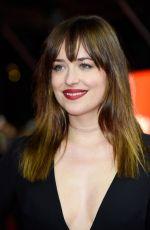 DAKOTA JOHNSON at Fifty Shades of Grey Premiere in Berlin