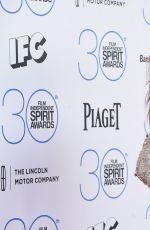 DARBY STANCHFIELD at 2015 Film Independent Spirit Awards in Santa Monica