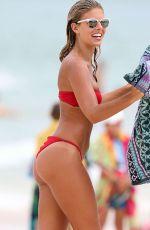 DEVIN BRUGMAN and NATASHA OAKLEY in Bikinis on the Bondi Beach