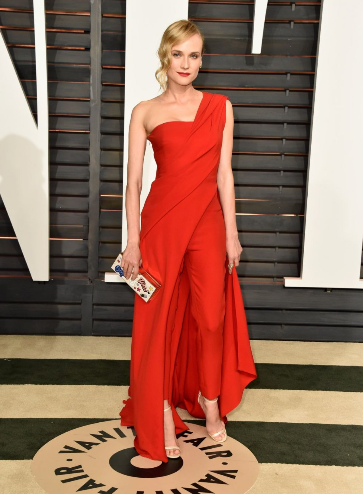 diane kruger at vanity fair oscar in