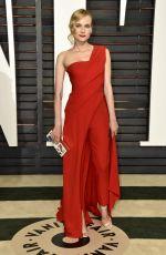 DIANE KRUGER at Vanity Fair Oscar Party in Hollywood