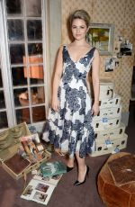 DIANNA AGRON at Erdem Fashion Show in London