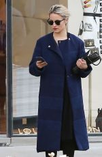DIANNA AGRON Out and About in Beverly Hills 0202