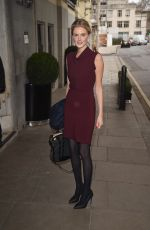 DONNA AIR Arrives at Tthe Year of Mexico Lunch in London