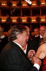 ELISABETTA CANALIS at Vienna Opera House Ball in Vienna