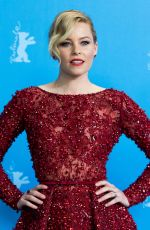 ELIZABETH BANKS at Love & Mercy Photocall at 2015 Berlin Film Festival