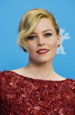 ELIZABETH BANKS at Love & Mercy Photocall in Berlin