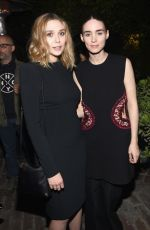 ELIZABETH OLSEN at Vanity Fair and Fiat Celebration of Young Hollywood in Los Angeles