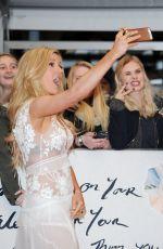 ELLIE GOULDING at Brit Awards 2015 in London