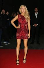ELLIE GOULDING at Universal Music Brits Party in London