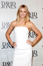 ELYSE TAYLOR at David Dones Fashion Show in Sydney