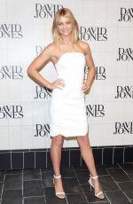 ELYSE TAYLOR at David Dones Fashion Show in Sydney