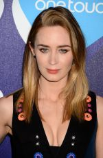 EMILY BLUNT at 2nd Annual unite4:humanity in Los Angeles
