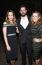 EMILY BLUNT at Vanity Fair and Fiat Celebration of Young Hollywood in Los Angeles